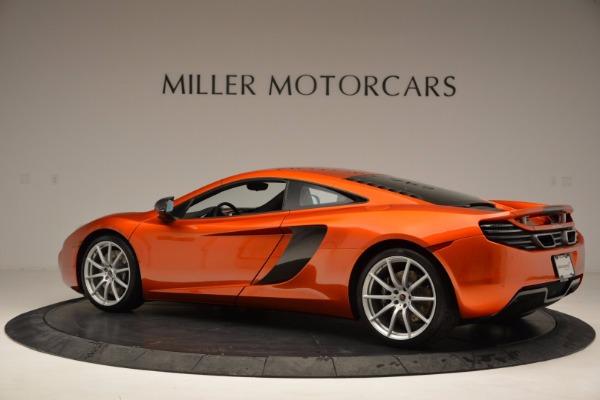 Used 2012 McLaren MP4-12C for sale Sold at Alfa Romeo of Greenwich in Greenwich CT 06830 4