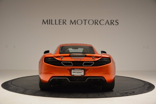 Used 2012 McLaren MP4-12C for sale Sold at Alfa Romeo of Greenwich in Greenwich CT 06830 6