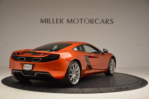 Used 2012 McLaren MP4-12C for sale Sold at Alfa Romeo of Greenwich in Greenwich CT 06830 7