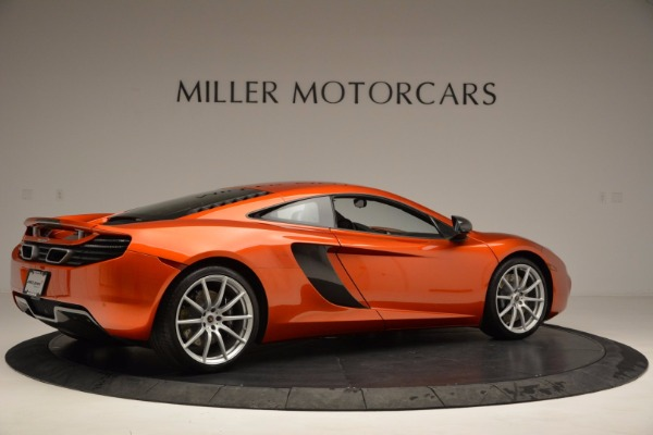 Used 2012 McLaren MP4-12C for sale Sold at Alfa Romeo of Greenwich in Greenwich CT 06830 8
