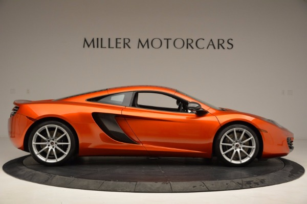 Used 2012 McLaren MP4-12C for sale Sold at Alfa Romeo of Greenwich in Greenwich CT 06830 9