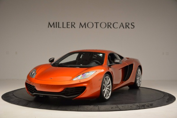 Used 2012 McLaren MP4-12C for sale Sold at Alfa Romeo of Greenwich in Greenwich CT 06830 1