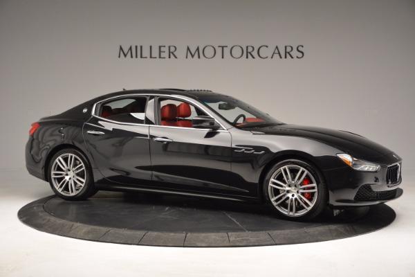 New 2017 Maserati Ghibli S Q4 for sale Sold at Alfa Romeo of Greenwich in Greenwich CT 06830 11