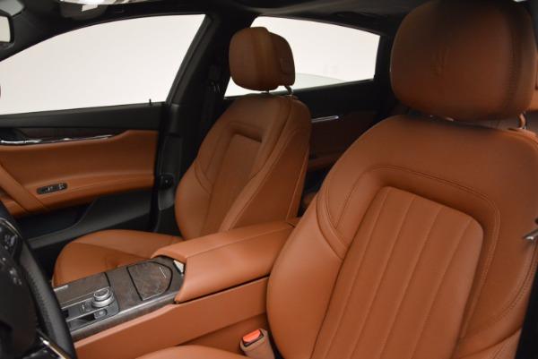 New 2017 Maserati Quattroporte S Q4 for sale Sold at Alfa Romeo of Greenwich in Greenwich CT 06830 13