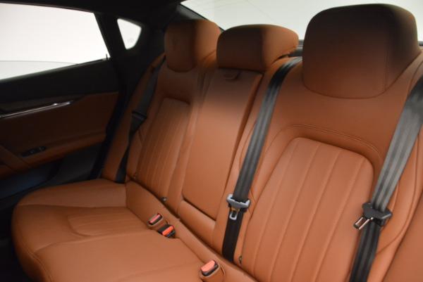 New 2017 Maserati Quattroporte S Q4 for sale Sold at Alfa Romeo of Greenwich in Greenwich CT 06830 17