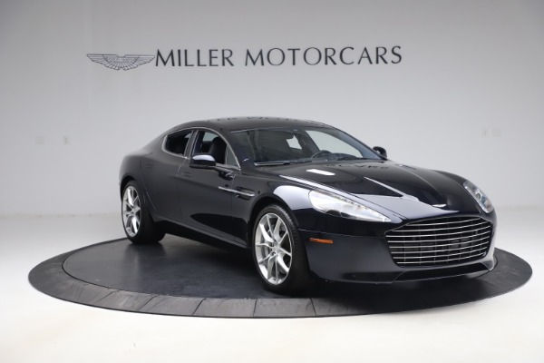 New 2016 Aston Martin Rapide S Base for sale Sold at Alfa Romeo of Greenwich in Greenwich CT 06830 10