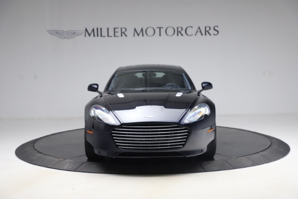 New 2016 Aston Martin Rapide S Base for sale Sold at Alfa Romeo of Greenwich in Greenwich CT 06830 11