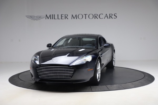 New 2016 Aston Martin Rapide S Base for sale Sold at Alfa Romeo of Greenwich in Greenwich CT 06830 12