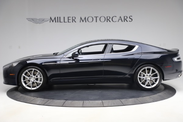 New 2016 Aston Martin Rapide S Base for sale Sold at Alfa Romeo of Greenwich in Greenwich CT 06830 2