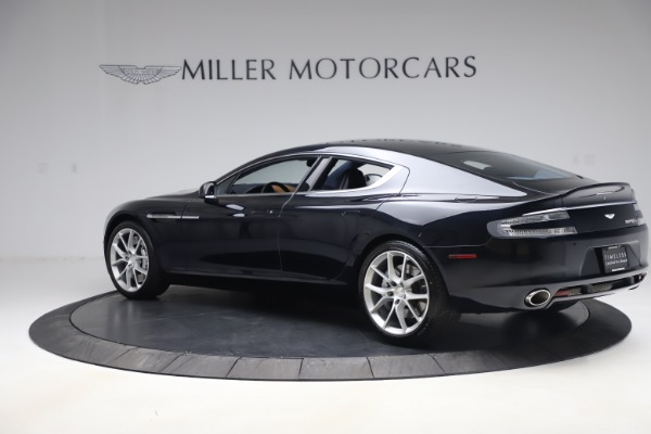 Used 2016 Aston Martin Rapide S Sedan for sale $123,900 at Alfa Romeo of Greenwich in Greenwich CT 06830 3