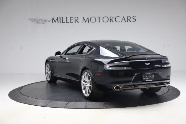 Used 2016 Aston Martin Rapide S Sedan for sale $123,900 at Alfa Romeo of Greenwich in Greenwich CT 06830 4