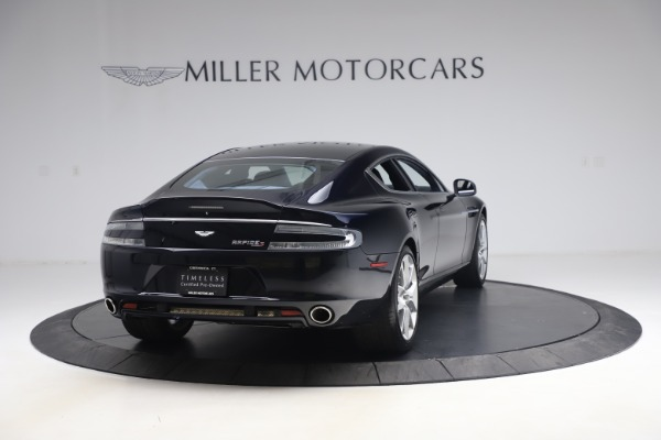 Used 2016 Aston Martin Rapide S Sedan for sale $123,900 at Alfa Romeo of Greenwich in Greenwich CT 06830 6
