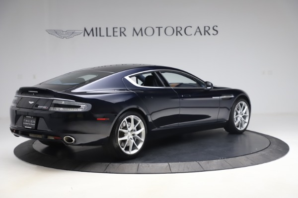 Used 2016 Aston Martin Rapide S Sedan for sale $123,900 at Alfa Romeo of Greenwich in Greenwich CT 06830 7
