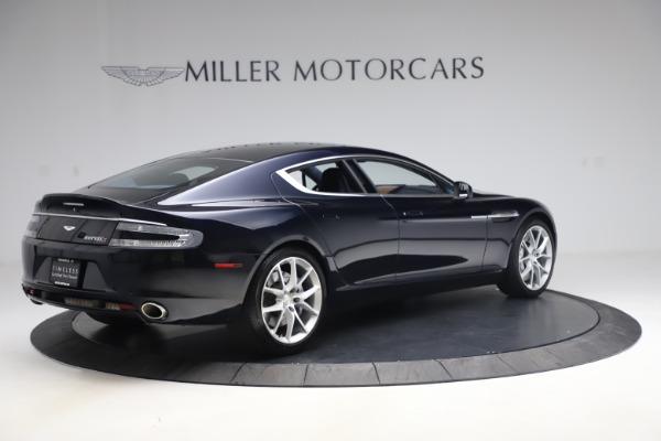 Used 2016 Aston Martin Rapide S for sale $123,900 at Alfa Romeo of Greenwich in Greenwich CT 06830 7