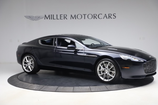 New 2016 Aston Martin Rapide S Base for sale Sold at Alfa Romeo of Greenwich in Greenwich CT 06830 8