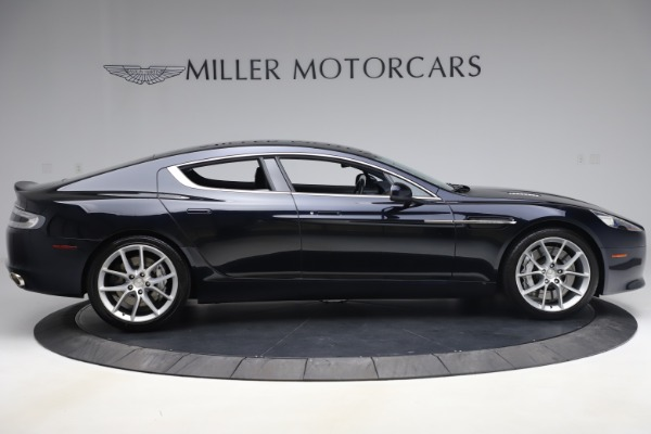 New 2016 Aston Martin Rapide S Base for sale Sold at Alfa Romeo of Greenwich in Greenwich CT 06830 9