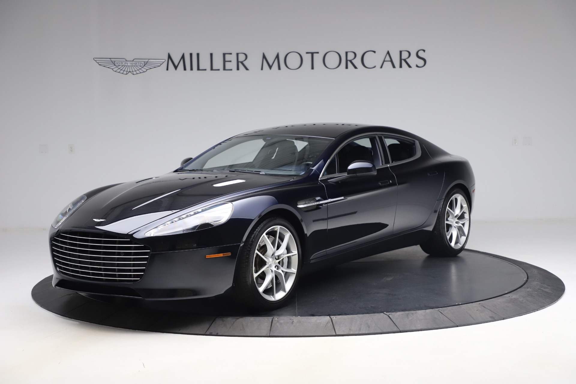 Used 2016 Aston Martin Rapide S Sedan for sale $123,900 at Alfa Romeo of Greenwich in Greenwich CT 06830 1