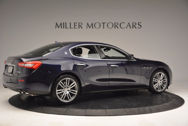 New 2017 Maserati Ghibli S Q4 for sale Sold at Alfa Romeo of Greenwich in Greenwich CT 06830 8