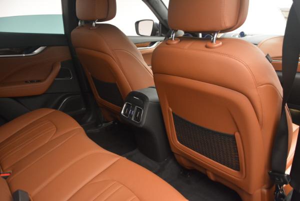New 2017 Maserati Levante for sale Sold at Alfa Romeo of Greenwich in Greenwich CT 06830 22