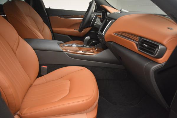 New 2017 Maserati Levante for sale Sold at Alfa Romeo of Greenwich in Greenwich CT 06830 24