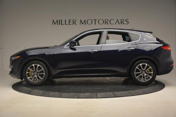 New 2017 Maserati Levante for sale Sold at Alfa Romeo of Greenwich in Greenwich CT 06830 3