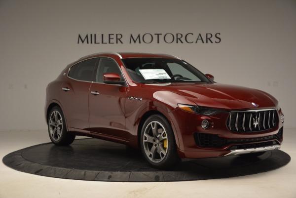 New 2017 Maserati Levante for sale Sold at Alfa Romeo of Greenwich in Greenwich CT 06830 11