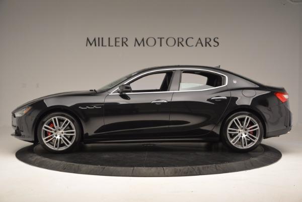 Used 2017 Maserati Ghibli S Q4 for sale $44,900 at Alfa Romeo of Greenwich in Greenwich CT 06830 2