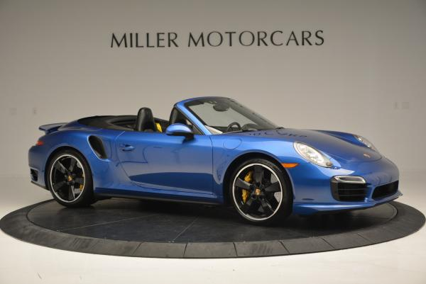 Used 2014 Porsche 911 Turbo S for sale Sold at Alfa Romeo of Greenwich in Greenwich CT 06830 11