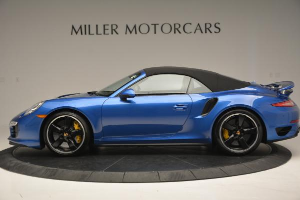 Used 2014 Porsche 911 Turbo S for sale Sold at Alfa Romeo of Greenwich in Greenwich CT 06830 14