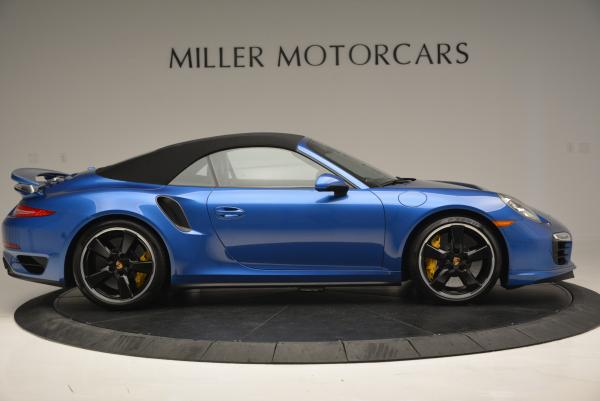Used 2014 Porsche 911 Turbo S for sale Sold at Alfa Romeo of Greenwich in Greenwich CT 06830 15
