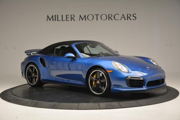 Used 2014 Porsche 911 Turbo S for sale Sold at Alfa Romeo of Greenwich in Greenwich CT 06830 16