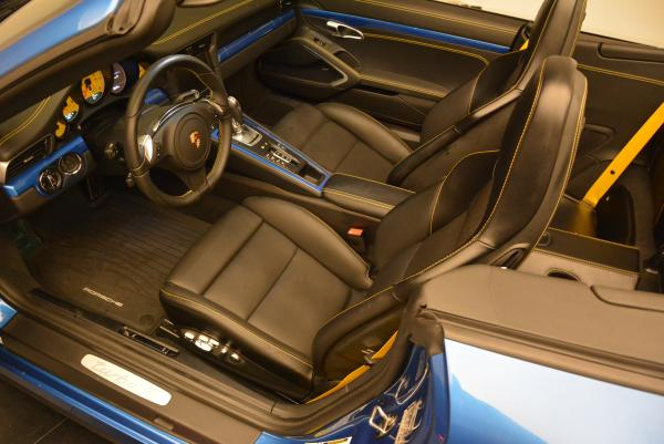 Used 2014 Porsche 911 Turbo S for sale Sold at Alfa Romeo of Greenwich in Greenwich CT 06830 17