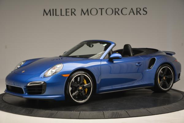 Used 2014 Porsche 911 Turbo S for sale Sold at Alfa Romeo of Greenwich in Greenwich CT 06830 2