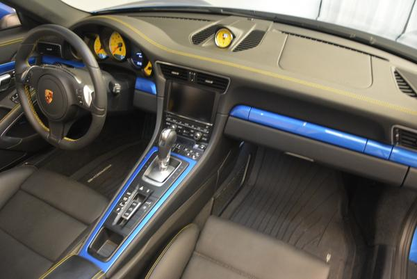 Used 2014 Porsche 911 Turbo S for sale Sold at Alfa Romeo of Greenwich in Greenwich CT 06830 24