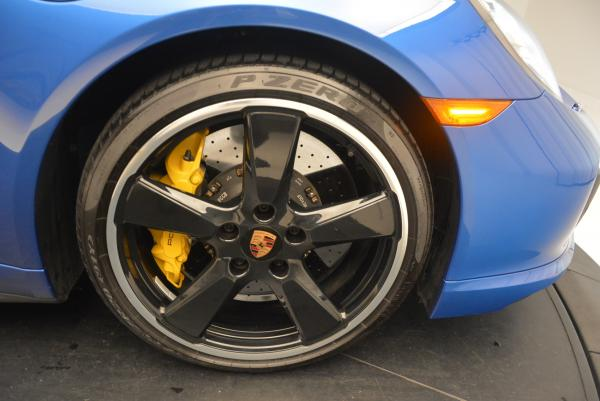 Used 2014 Porsche 911 Turbo S for sale Sold at Alfa Romeo of Greenwich in Greenwich CT 06830 27