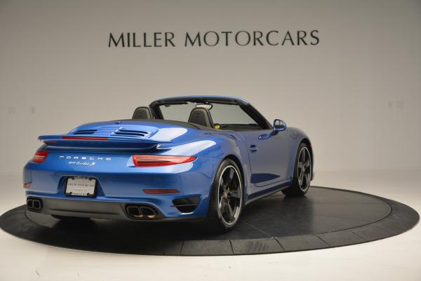 Used 2014 Porsche 911 Turbo S for sale Sold at Alfa Romeo of Greenwich in Greenwich CT 06830 7