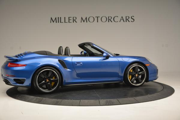 Used 2014 Porsche 911 Turbo S for sale Sold at Alfa Romeo of Greenwich in Greenwich CT 06830 9