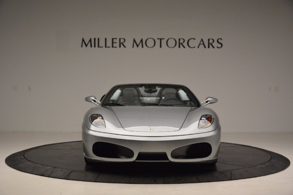 Used 2007 Ferrari F430 Spider for sale Sold at Alfa Romeo of Greenwich in Greenwich CT 06830 12