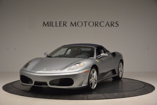 Used 2007 Ferrari F430 Spider for sale Sold at Alfa Romeo of Greenwich in Greenwich CT 06830 13