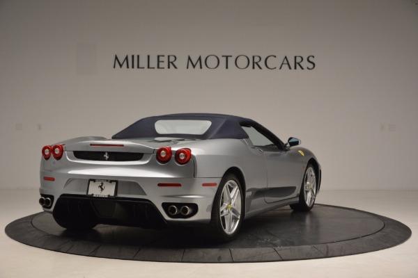 Used 2007 Ferrari F430 Spider for sale $121,900 at Alfa Romeo of Greenwich in Greenwich CT 06830 19