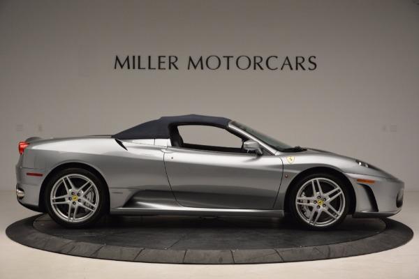 Used 2007 Ferrari F430 Spider for sale $121,900 at Alfa Romeo of Greenwich in Greenwich CT 06830 21