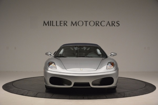 Used 2007 Ferrari F430 Spider for sale Sold at Alfa Romeo of Greenwich in Greenwich CT 06830 24