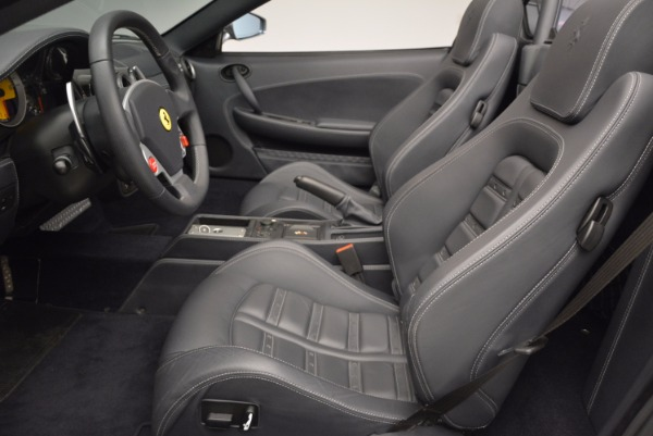 Used 2007 Ferrari F430 Spider for sale Sold at Alfa Romeo of Greenwich in Greenwich CT 06830 26