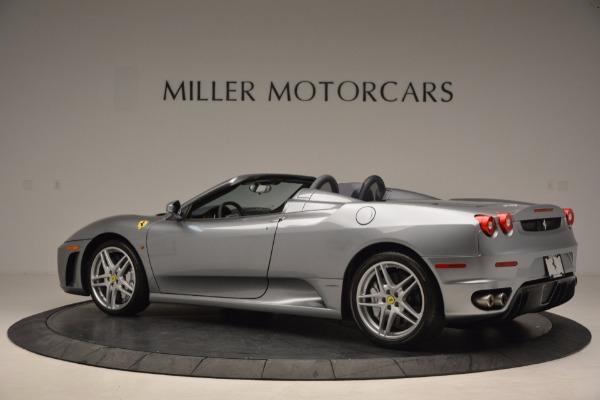 Used 2007 Ferrari F430 Spider for sale Sold at Alfa Romeo of Greenwich in Greenwich CT 06830 4