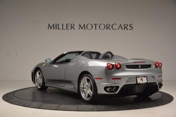 Used 2007 Ferrari F430 Spider for sale $121,900 at Alfa Romeo of Greenwich in Greenwich CT 06830 5