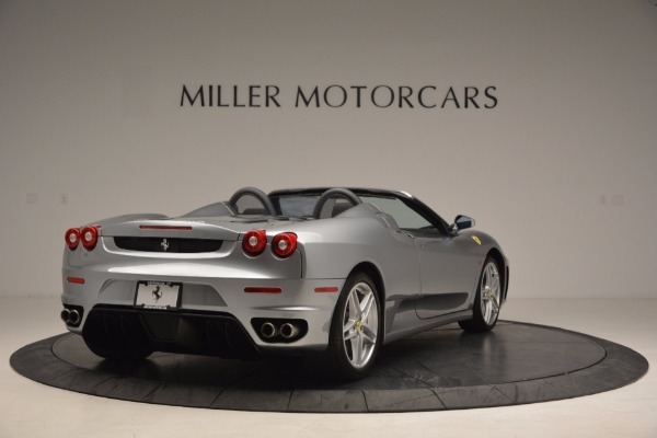 Used 2007 Ferrari F430 Spider for sale Sold at Alfa Romeo of Greenwich in Greenwich CT 06830 7