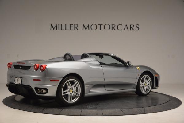 Used 2007 Ferrari F430 Spider for sale $121,900 at Alfa Romeo of Greenwich in Greenwich CT 06830 8