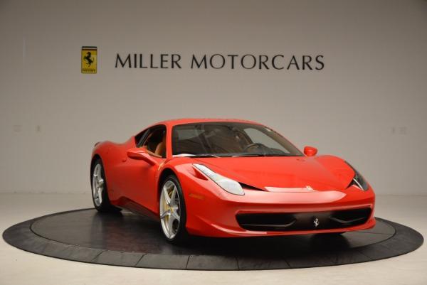 Used 2011 Ferrari 458 Italia for sale Sold at Alfa Romeo of Greenwich in Greenwich CT 06830 11