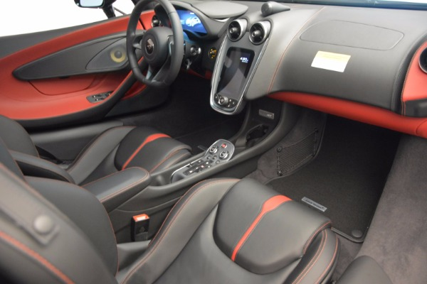 Used 2017 McLaren 570GT for sale Sold at Alfa Romeo of Greenwich in Greenwich CT 06830 19