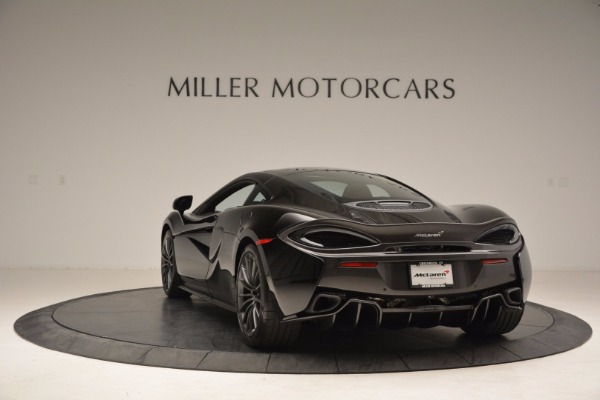 Used 2017 McLaren 570GT for sale Sold at Alfa Romeo of Greenwich in Greenwich CT 06830 5